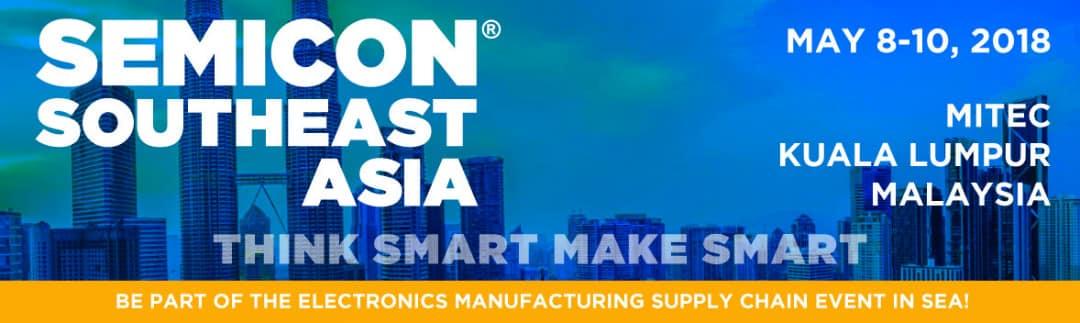Semicon Southeast Asia 2018