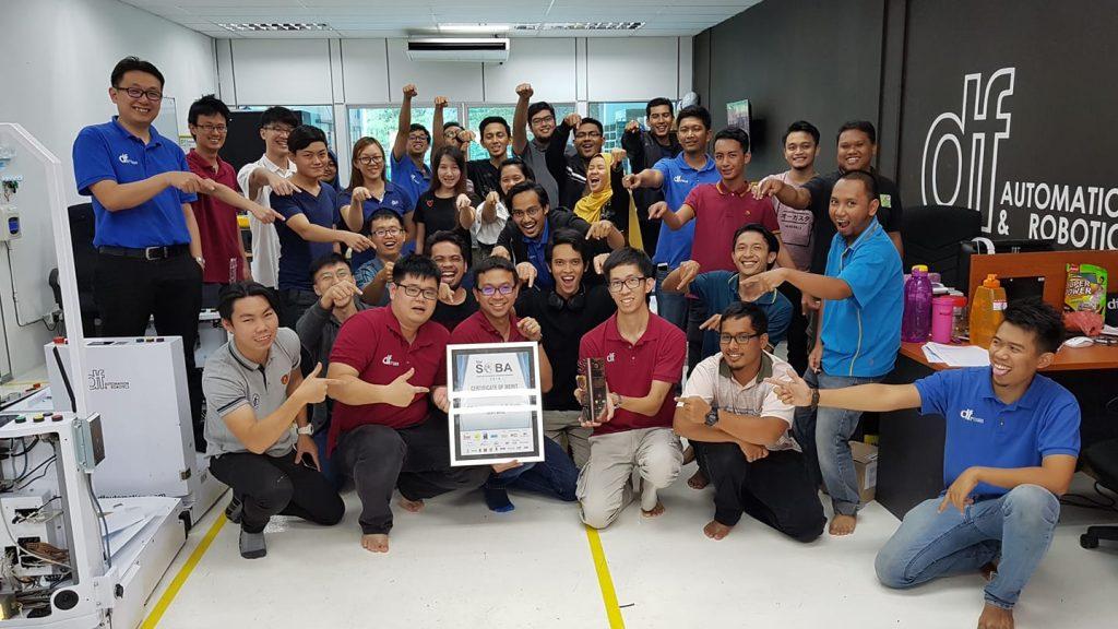 Star Outstanding Business Award Team
