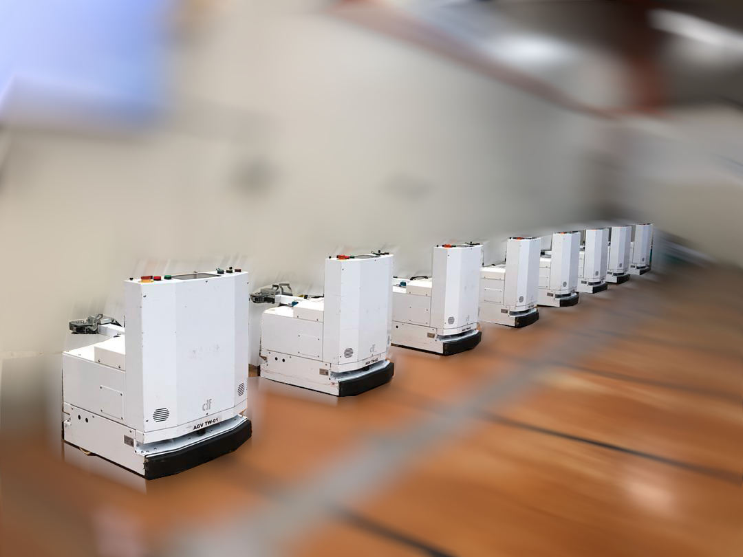 Line of AMRs2