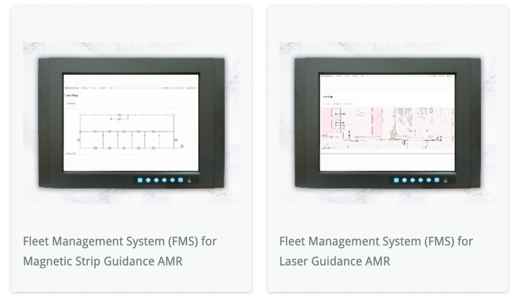 AMR Fleet Management System